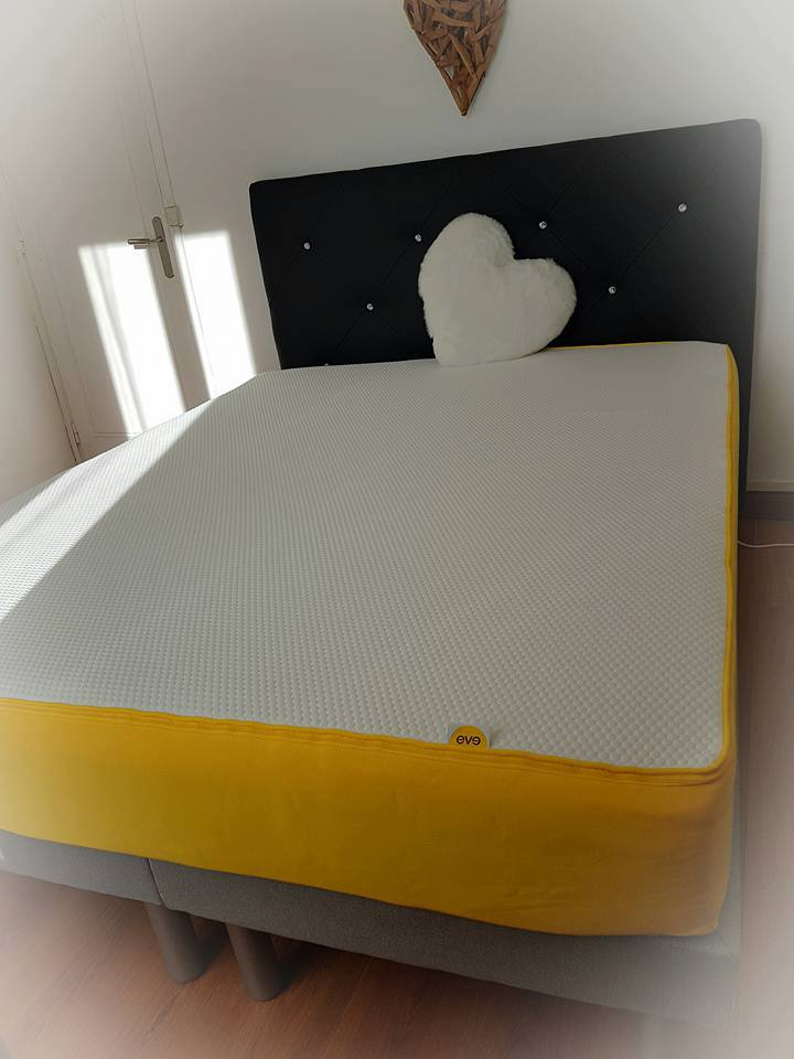 le matelas eve sleep m re pas parfaite et alors. Black Bedroom Furniture Sets. Home Design Ideas